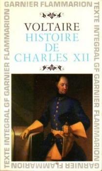 Couverture Histoire de Charles XII