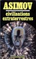 Couverture Civilisations extraterrestres Editions Presses pocket (Mondes mystérieux) 1981