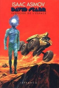 Couverture David Starr : Justicier de l'espace, intégrale