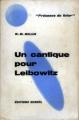 Couverture Leibowitz, tome 1 : Un cantique pour Leibowitz Editions Denoël (Présence du futur) 1961