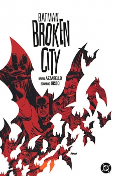 Couverture Batman: Broken City