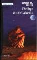 Couverture Leibowitz, tome 2 : L'Héritage de saint Leibowitz Editions Denoël (Présence du futur) 2000