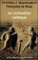 Couverture La civilisation celtique Editions Payot (Petite bibliothèque) 2001