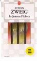 Couverture Le Joueur d'échecs / Nouvelles du jeu d'échecs Editions Le Livre de Poche 2000