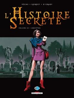 Couverture L'Histoire Secrète, tome 23 : Absynthe