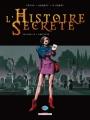 Couverture L'Histoire Secrète, tome 23 : Absynthe Editions Delcourt (Série B) 2011