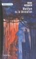 Couverture Markham ou la dévoration Editions Denoël (Présence du futur) 1999