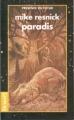 Couverture L'infernale Comédie, tome 1 : Paradis Editions Denoël (Présence du futur) 1998