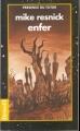Couverture L'infernale Comédie, tome 3 : Enfer Editions Denoël (Présence du futur) 1998