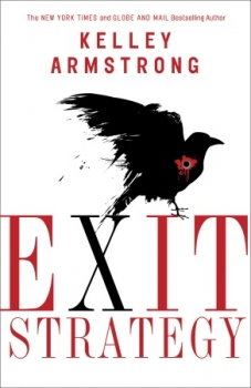 Couverture Nadia Stafford, book 1: Exit Strategy
