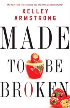 Couverture Nadia Stafford, book 2: Made to Be Broken