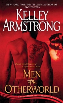 Couverture Men of the Otherworld