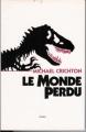 Couverture Le monde perdu Editions France Loisirs 1997