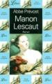 Couverture Histoire du chevalier Des Grieux et de Manon Lescaut / Manon Lescaut Editions Librio 1995