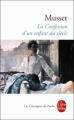 Couverture La Confession d'un enfant du siècle Editions Le Livre de Poche (Les Classiques de Poche) 2003