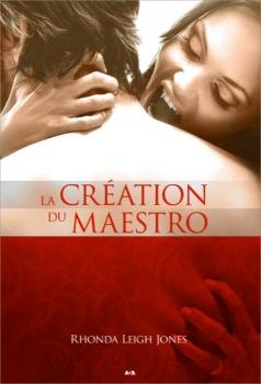 Couverture Maestro, tome 2 : La création du maestro