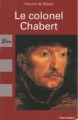 Couverture Le colonel Chabert Editions Librio 2008