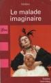 Couverture Le malade imaginaire Editions Librio (Théâtre) 2008