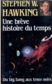 Couverture Une brève histoire du temps Editions France Loisirs 1989