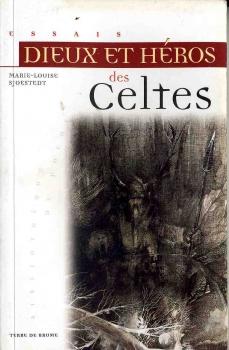 Couverture Dieux et Héros des Celtes