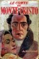 Couverture Le Comte de Monte-Cristo Editions Agence parisienne de distribution 1953