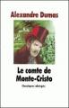 Couverture Le Comte de Monte-Cristo, abrégé Editions L'École des Loisirs (Classiques abrégés) 2000