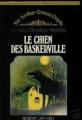 Couverture Sherlock Holmes, tome 5 : Le Chien des Baskerville Editions Robert Laffont 1958