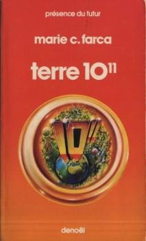 Couverture Terre 10 puissance 11