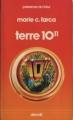 Couverture Terre 10 puissance 11 Editions Denoël (Présence du futur) 1978