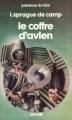 Couverture Xylar, tome 1 : Le coffre d'Avlen Editions Denoël 1970