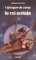 Couverture Xylar, tome 3 : Le roi entêté Editions Denoël 1984