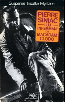 Couverture Luj Inferman' ou Macadam Clodo