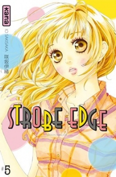 Couverture Strobe Edge, tome 05