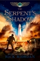 Couverture Les chroniques de Kane, tome 3 : L'ombre du serpent Editions Hyperion Books 2012