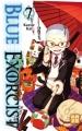 Couverture Blue Exorcist, tome 07 Editions Kazé (Shônen up !) 2012