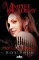 Couverture Vampire Academy, tome 1 : Soeurs de sang Editions Castelmore 2010
