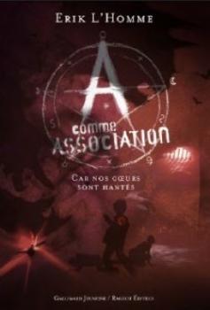 Couverture A comme Association, tome 7 : Car nos coeurs sont hantés