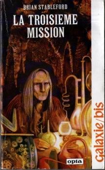 Couverture Daedalus, tome 3 : La troisième mission