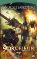 Couverture Sorceleur, tome 5 : Le baptême du feu Editions Milady 2012
