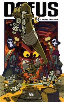 Couverture Dofus, tome 16 : Morld Invasion