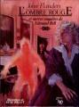 Couverture L'ombre rouge et autres enquêtes de Edmund Bell Editions Lefrancq 1987