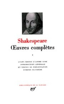 Couverture Oeuvres complètes, tome 1