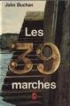 Couverture Les trente-neuf marches Editions Le Livre de Poche 1966