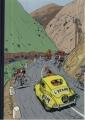 Couverture Spirou et Fantasio, tome 08 : La Mauvaise tête Editions Dupuis (Tirage limité) 1987