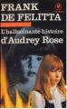 Couverture L'hallucinante histoire d'Audrey Rose Editions Marabout 1979