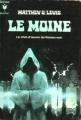 Couverture Le moine Editions Marabout 1971