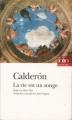 Couverture La vie est un songe Editions Folio  (Théâtre) 2005