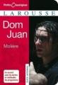 Couverture Dom Juan Editions Larousse (Petits classiques) 2008