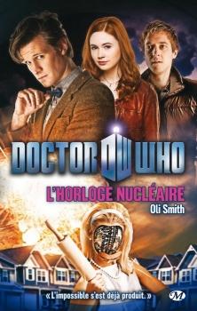 Couverture Doctor Who : L'Horloge Nucléaire