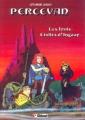 Couverture Percevan, tome 01 : Les trois étoiles d'Ingaar Editions Glénat 1982